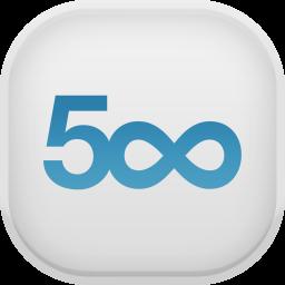 500px Light