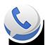 Round Gvoice icon