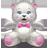 Cute Lady Bear-48