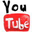 YouTube hand drawned icon