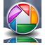 Picasa high detail icon