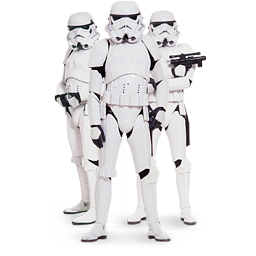 Stormtroopers Icon Download Star Wars Characters Icons