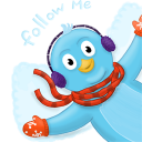 winter snow angel follow me-128