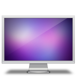 Purple Monitor