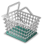 Shoping basket icon
