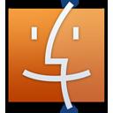 Finder Orange-128