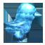 Crystal Twitter Bird-64