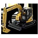 CR Excavator CAT-128
