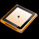 iPod nano orange-128
