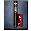 Arj gold blue-128