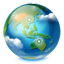 Earth Browser icon