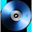 Bluray r Icon