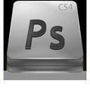 Adobe Photoshop CS4 Gray-128