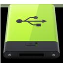 HDD Green USB-128