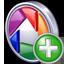 Picasa Add icon