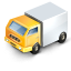 3D Truck icon
