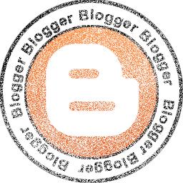 Blogger stamp