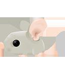 Mouse zodiac-128