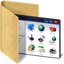 Folder Applications