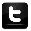 Twitter black and white