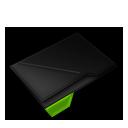 Empty Folder Green-128