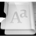 Aluminium font-128