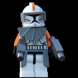Lego Clonetrooper
