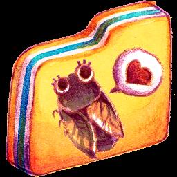 Cicadas Folder