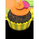 Chocolate Orange Cupcake-128