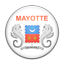 Flag of Mayotte icon