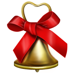Holiday Bell Icon Download Happy Christmas Icons Iconspedia