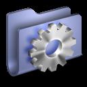 Developer Blue Folder-128