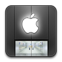 Apple Store rounded