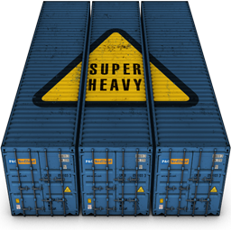 Super Heavy Containers