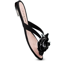 bb9d8aa890b4 Chanel Pink Shoe Icon