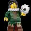 Lego Shakespear Icon