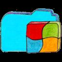 Folder b windows-128