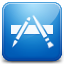App Store blue Icon