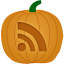 Rss Pumpkin Icon