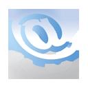 Email At Symbol-128