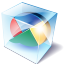 Google Buzz ice icon