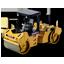 CR Excavator CAT Icon