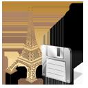 Eiffel Tower Save-128