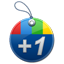 Google Plus One Tag icon