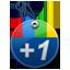 Google Plus One Tag icon
