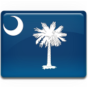 South Carolina Flag-128