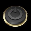 Shutdown Black and Gold-128