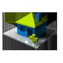 Home Blue Add-128