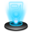 HDD Hologram icon