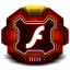 Flash Ironman icon